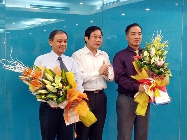 Ông Lê Nam Trà được bổ nhiệm chức vụ Tổng Giám đốc MobiFone - ảnh 1