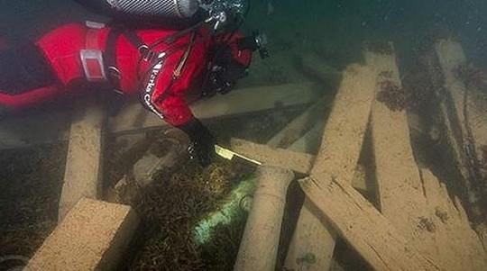 Tiết lộ bí ẩn xác tàu 'ăn thịt người' tại Bắc Cực - ảnh 4