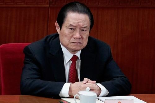 Trung Quốc chưa ra quyết định về Chu Vĩnh Khang - ảnh 1