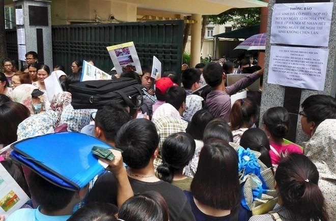 Hà Nội: Loại bỏ cán bộ kém, nghiêm túc thi tuyển công chức - ảnh 1
