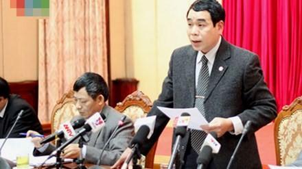Phó Giám đốc Sở Nội vụ Hà Nội, ông Ngô Anh Tuấn