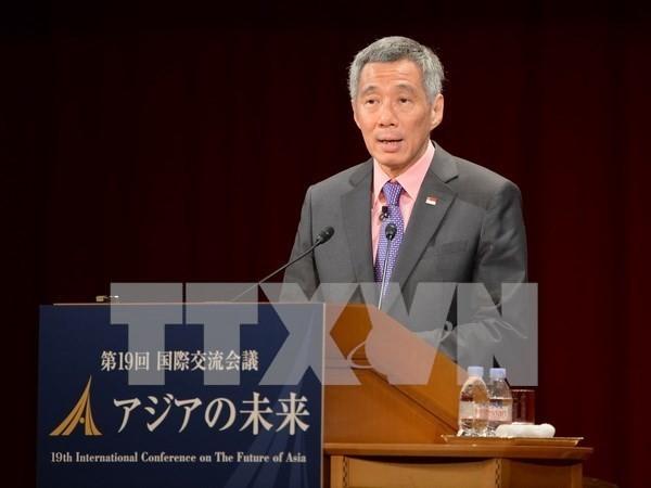 Thủ tướng Singapore đề cập đến Trung Quốc và xung đột Biển Đông  - ảnh 1