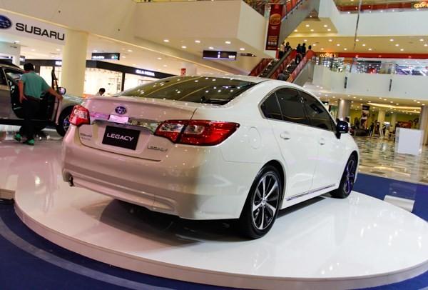 Đối thủ của Toyota Camry, Mazda6 đã về VN - ảnh 3
