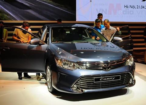 Giá xe Toyota tăng tới 55 triệu đồng từ 1/10 - ảnh 2