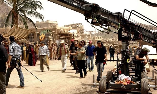 Phim có kinh phí lớn nhất lịch sử Iran tham gia cuộc đua Oscar - ảnh 1