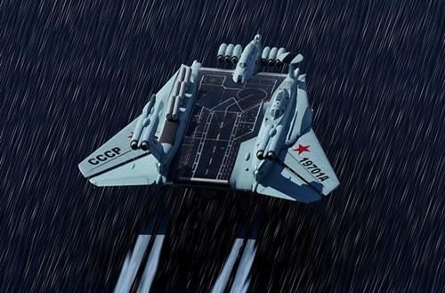Hé lộ về dự án tàu sân bay 'cực độc' của Liên Xô - ảnh 3