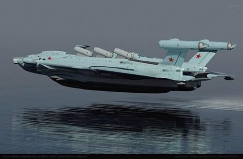 Hé lộ về dự án tàu sân bay 'cực độc' của Liên Xô - ảnh 9