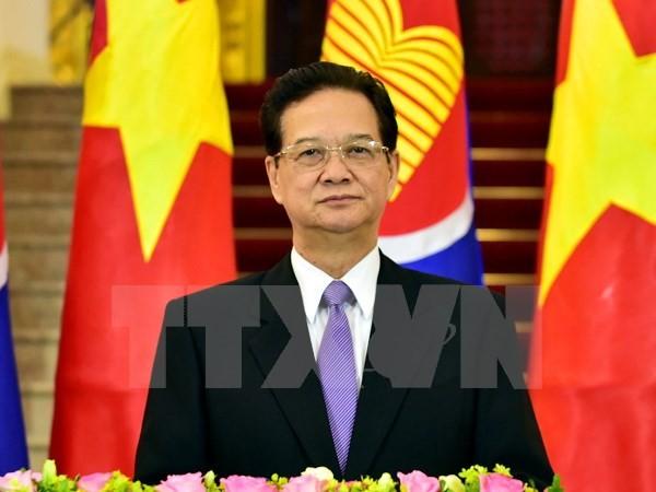 Thủ tướng tham dự Hội nghị Cấp cao đặc biệt ASEAN-Hoa Kỳ - ảnh 1