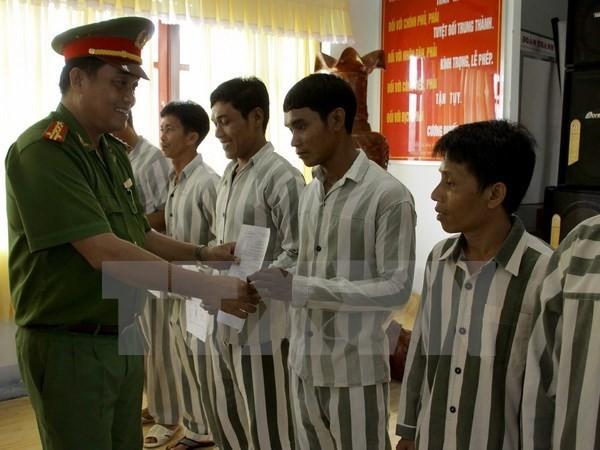 Chủ tịch nước Trần Đại Quang ký quyết định về đặc xá - ảnh 1