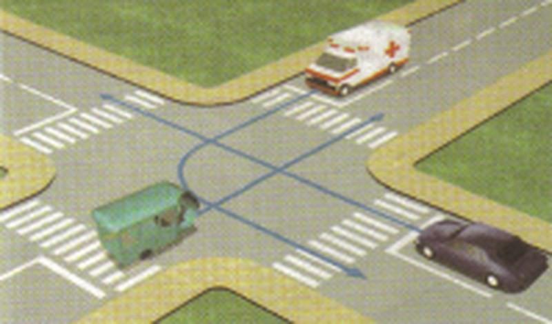 Thế nào là đường ưu tiên, đường giao nhau? - ảnh 1