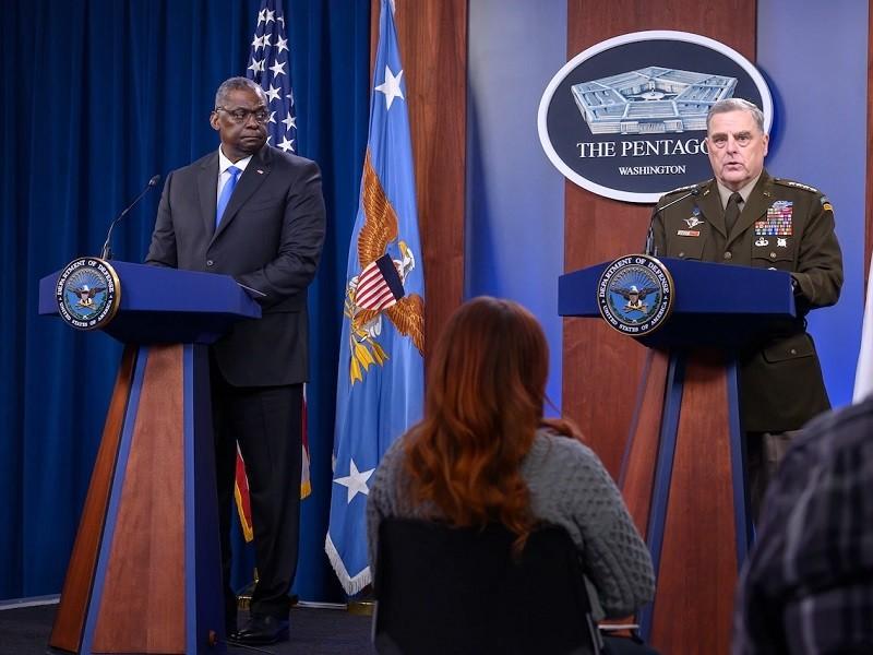 Tướng Mỹ: Taliban đã kiểm soát một nửa số huyện thị ở Afghanistan - ảnh 1