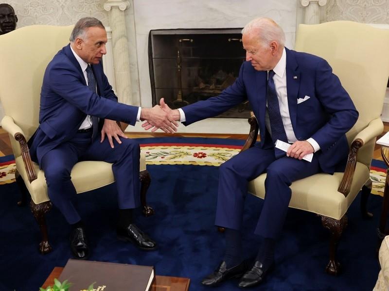 Ông Biden công bố kế hoạch quân Mỹ ngừng tham chiến ở Iraq - ảnh 1