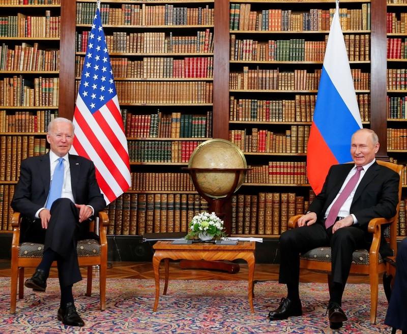 Mỹ-Nga tổ chức đối thoại hạt nhân, lầu đầu sau hội nghị thượng đỉnh Geneva - ảnh 1