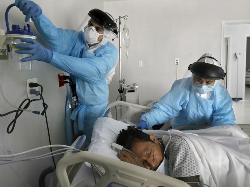 Chuyên gia y tế Mỹ: Biến thể Delta lây nhanh 'như cháy rừng' - ảnh 1