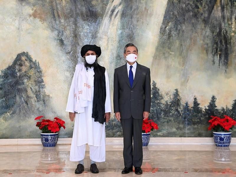 Kabul thất thủ và lợi ích của Mỹ-Nga-Trung Quốc - ảnh 2