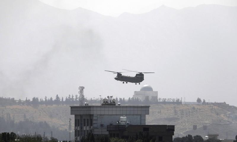 Kabul thất thủ và lợi ích của Mỹ-Nga-Trung Quốc - ảnh 1