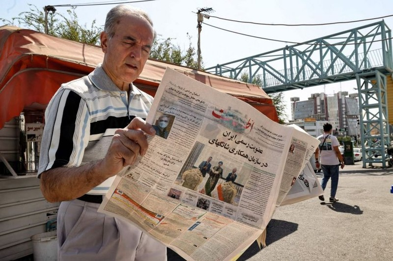 Iran gia nhập khối kinh tế do Nga-Trung dẫn dắt, kỳ vọng chống trừng phạt của Mỹ - ảnh 2