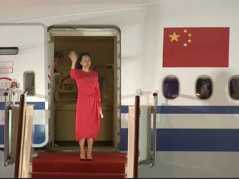 Trung Quốc: Canada nên 'rút ra bài học' từ vụ bà Mạnh Vãn Châu - ảnh 1