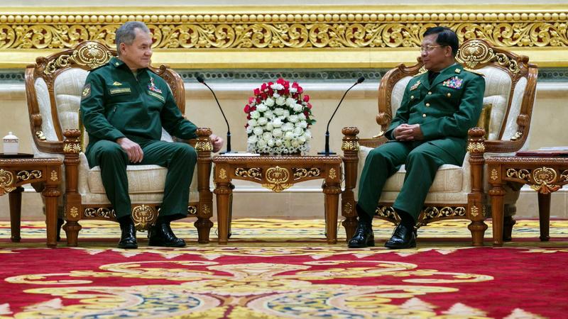 Tổng tư lệnh Myanmar: Nga giúp chúng tôi thành quân đội mạnh nhất khu vực  - ảnh 1