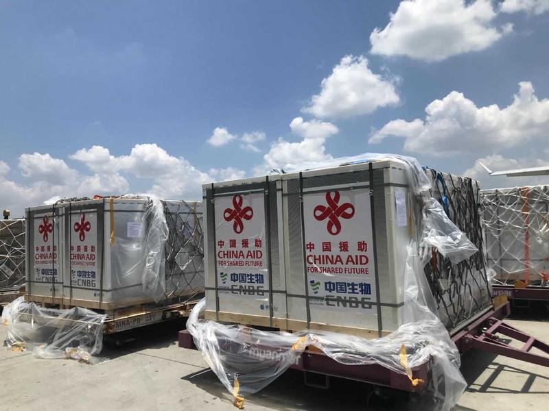 Myanmar: Trung Quốc viện trợ vaccine COVID-19 cho nhóm dân tộc thiểu số  - ảnh 1
