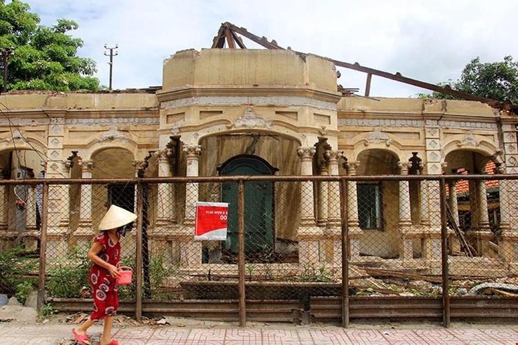Nhanh chóng phân loại biệt thự cũ để cấp phép xây dựng  - ảnh 1