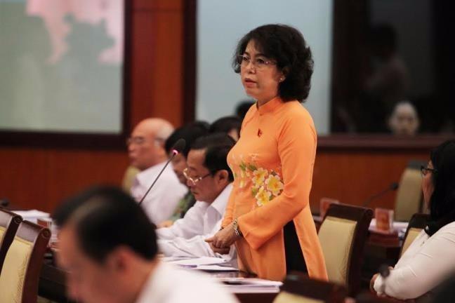 Đại biểu Tô Thị Bích Châu