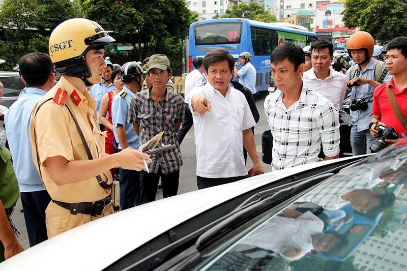 Ông Đoàn Ngọc Hải nói về 'sóng gió' sau các bãi giữ xe - ảnh 1