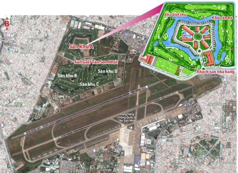 TP.HCM đề xuất quy hoạch thêm một sân golf ở Cần Giờ - ảnh 1