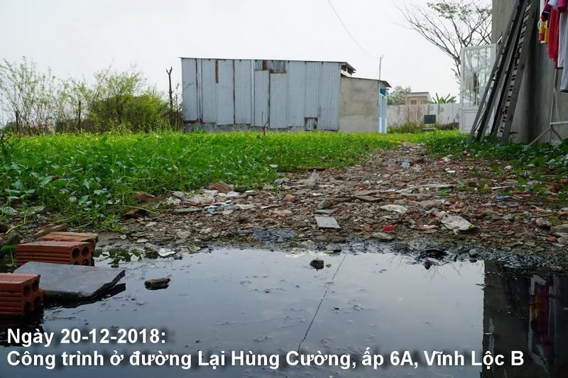 Bình Chánh: Những căn nhà 'phù phép' trên đất nông nghiệp - ảnh 4
