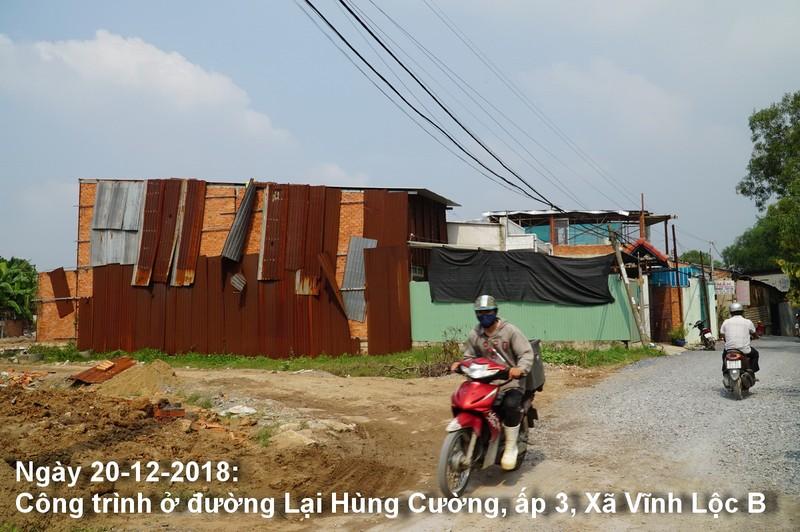 Bình Chánh: Những căn nhà 'phù phép' trên đất nông nghiệp - ảnh 6
