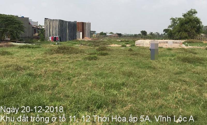 Bình Chánh: Những căn nhà 'phù phép' trên đất nông nghiệp - ảnh 8