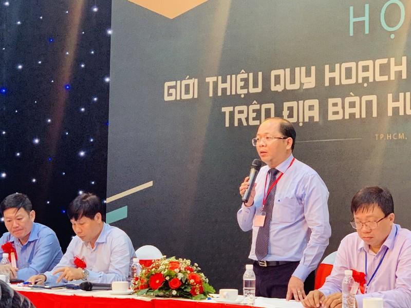 Huyện Hóc Môn kêu gọi đầu tư 23 dự án 'khủng' - ảnh 2