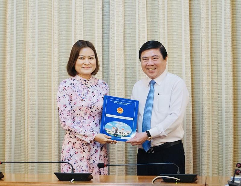 Bí thư huyện Bình Chánh làm Giám đốc Sở Xây dựng TP.HCM - ảnh 3