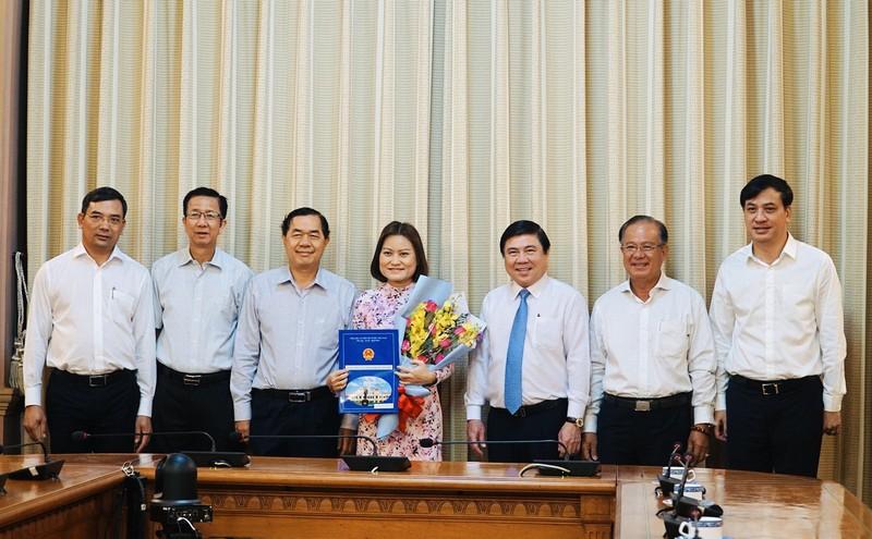 Bí thư huyện Bình Chánh làm Giám đốc Sở Xây dựng TP.HCM - ảnh 4