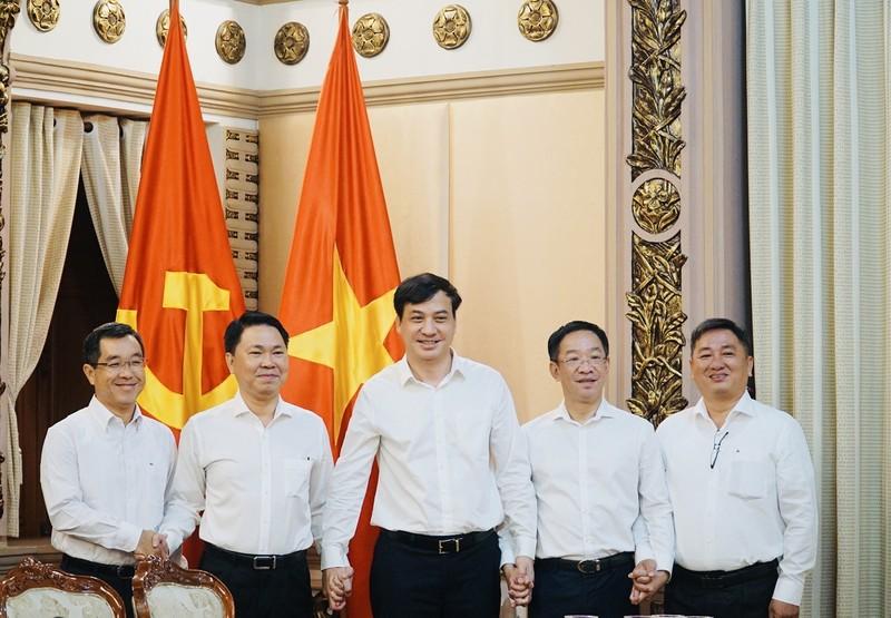 Bí thư huyện Bình Chánh làm Giám đốc Sở Xây dựng TP.HCM - ảnh 2