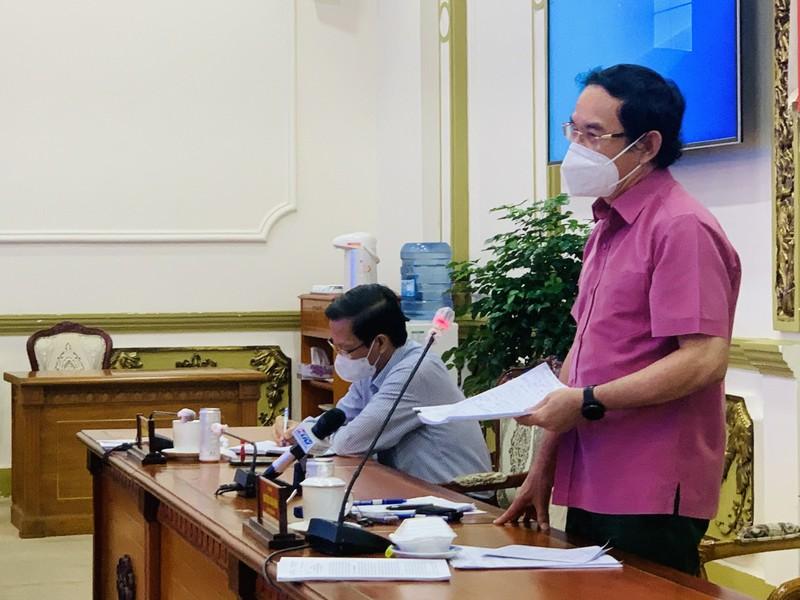 Bí thư Thành ủy Nguyễn Văn Nên: TP.HCM lạc quan nhưng không chủ quan - ảnh 2