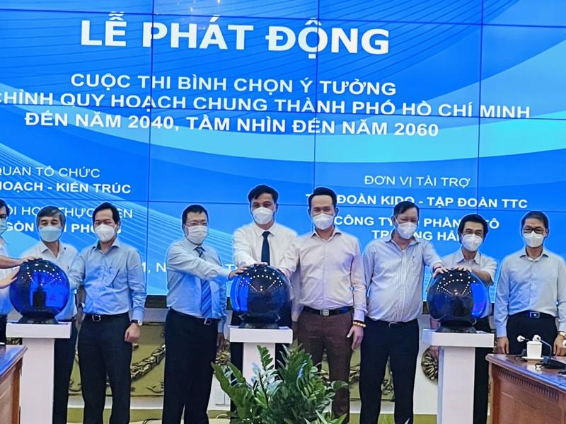 TP.HCM phát động cuộc thi Ý tưởng quy hoạch chung TP đến năm 2040 - ảnh 1