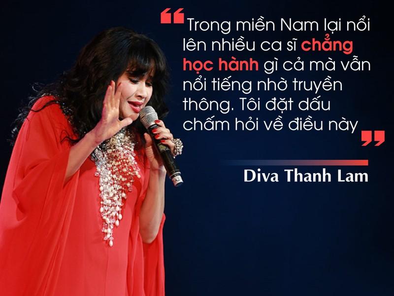 Nghệ sĩ 'phản pháo' phát ngôn gây sốc của Thanh Lam - ảnh 1