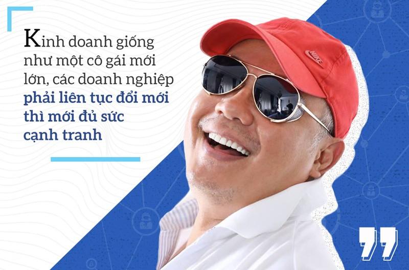 Những phát ngôn trong kinh doanh của ông chủ Khaisilk - ảnh 1