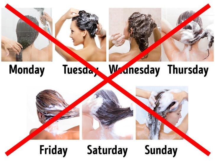 10 sai lầm khi tắm gội nhiều người mắc phải - ảnh 8