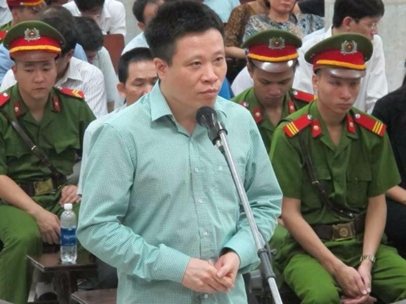 Cựu Chủ tịch OceanBank Hà Văn Thắm