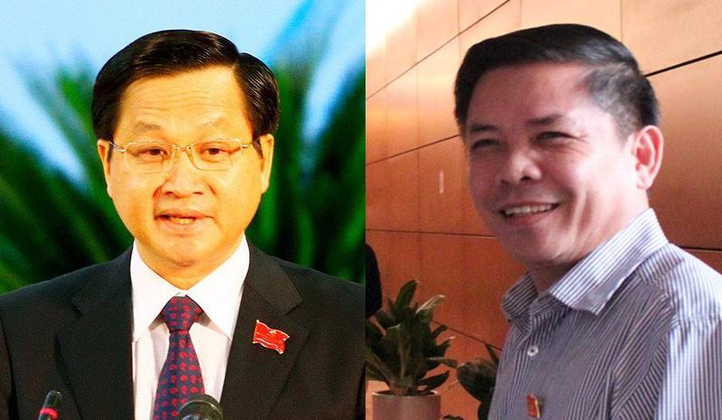 Giới thiệu ông Nguyễn Văn Thể làm tân bộ trưởng Bộ GTVT - ảnh 1