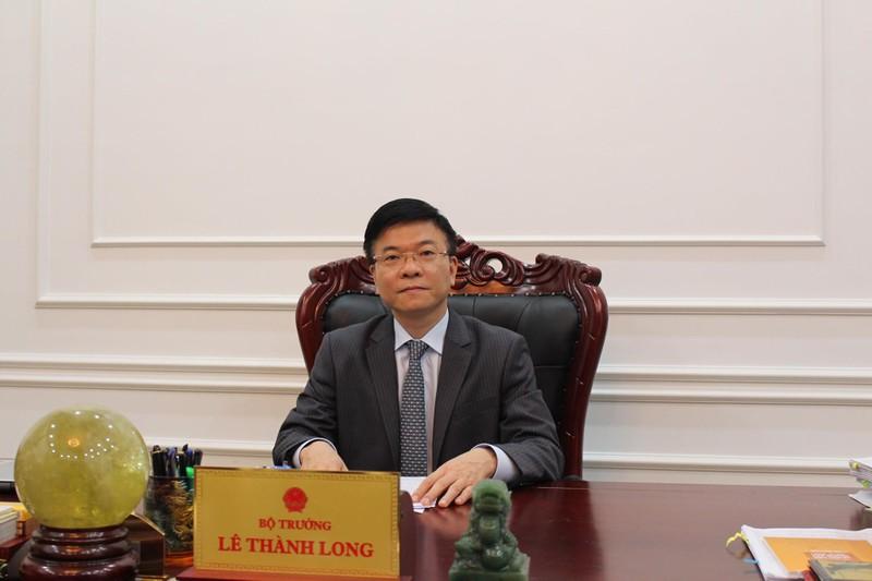 Bộ trưởng Tư pháp yêu cầu siết chặt kỷ cương hành chính - ảnh 1