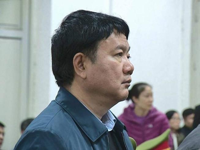 Ông Đinh La Thăng mời năm luật sư bào chữa  - ảnh 1