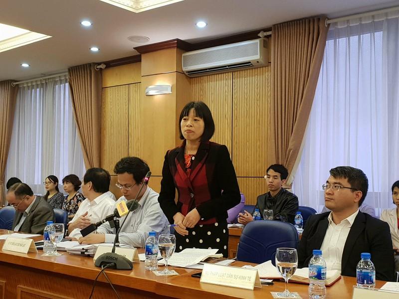 Bộ Tư pháp nói về việc kê biên tài sản của ông Thăng - ảnh 2