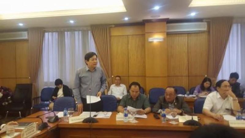 Bộ Tư pháp nói về việc kê biên tài sản của ông Thăng - ảnh 1
