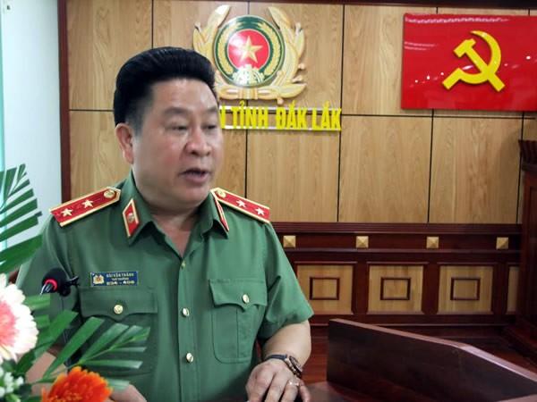 Họp báo Chính phủ: Nóng việc xử lý kỷ luật các tướng công an - ảnh 1