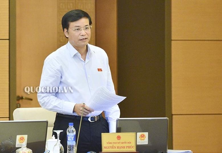 Quốc hội sẽ làm công tác nhân sự trong kỳ họp tới  - ảnh 2