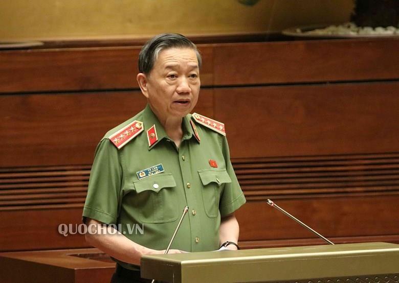 Bộ trưởng Tô Lâm: Xuất hiện nhiều loại ma tuý mới - ảnh 1