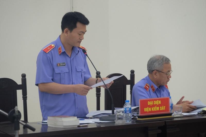 VKS đề nghị bác kháng cáo 2 cựu thứ trưởng Bộ công an - ảnh 1